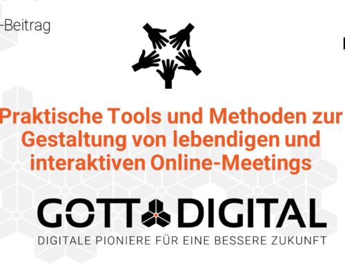 Praktische Tools und Methoden zur Gestaltung von lebendigen und interaktiven Online-Meetings